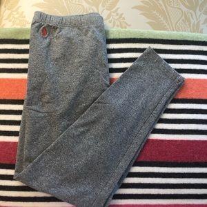 Polo Ralph Lauren Gray Girls legging Size 12-14
